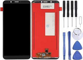 SHUHAN LCD Screen Phone Repair Part LCD Screen and Digitizer Full Assembly for Huawei Enjoy 8 / Nova 2 Lite / Y7 Mobile Ph...