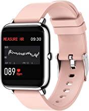 $31 » Full Touch Screen Smart Watch Activity Fitness Tracker Pedometer Sleep Tracker and Multi-Sports Modes Smart Watch Heart Ra...