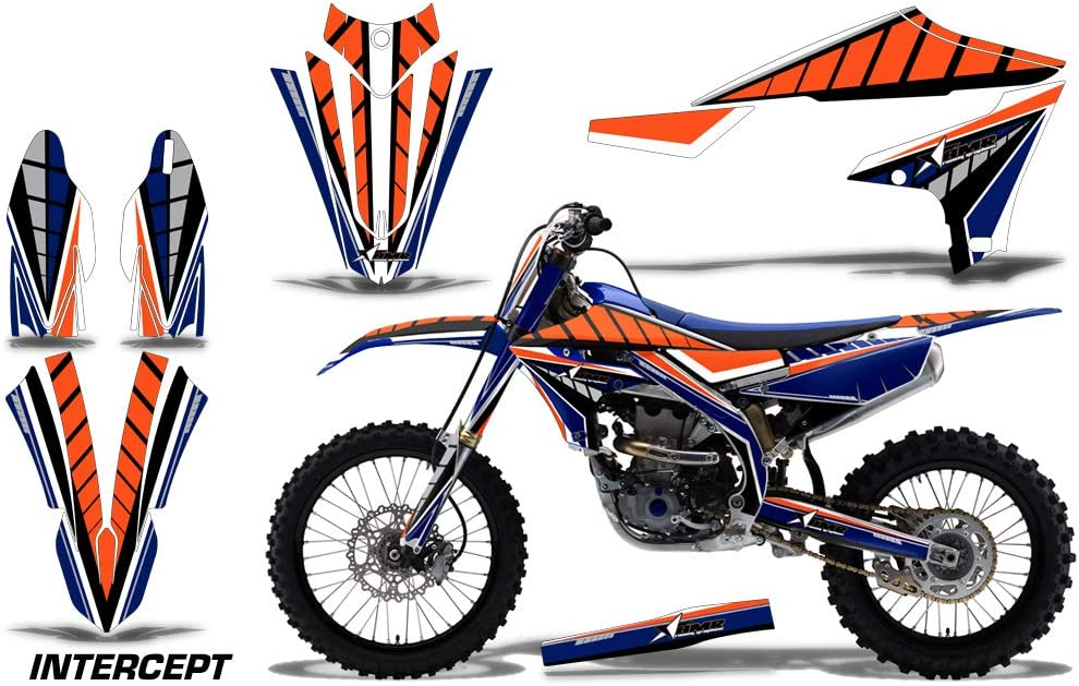 AMR Racing MX Dirt Bike wholesale Graphics and Number Sticker Decal kit 5 popular Pl
