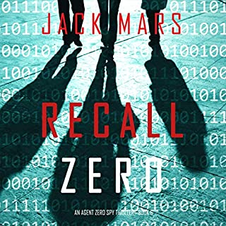 Recall Zero cover art