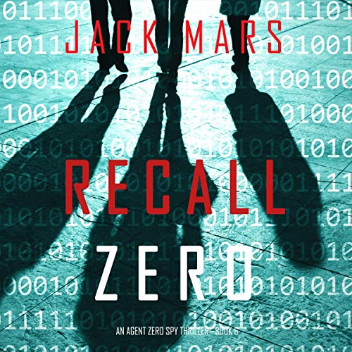 Recall Zero audiobook cover art