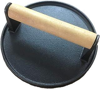 グリルプレス・ミート&ベーコンプレス アウトドア キャンプ用品 BBQ グリルミートプレス