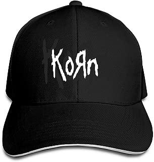 Fitted Sandwich Bill Cap Korn Band Jonathan Davis Untouchables Snapbacks Caps