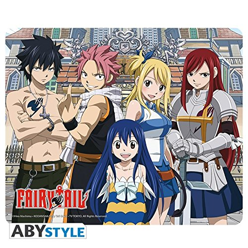 ABYstyle - Fairy Tail - Tapis de Souris - Groupe