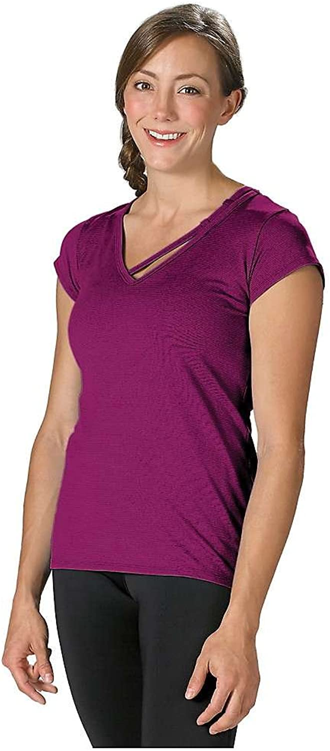 Stonewear Sport Tee, Crushed Berry, Large