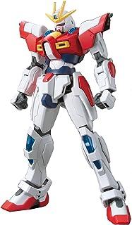 "Bandai Hobby HGBF Build Burning Gundam ""Gundam Build Fighters Try"" Action Figure (1/144 Scale)"