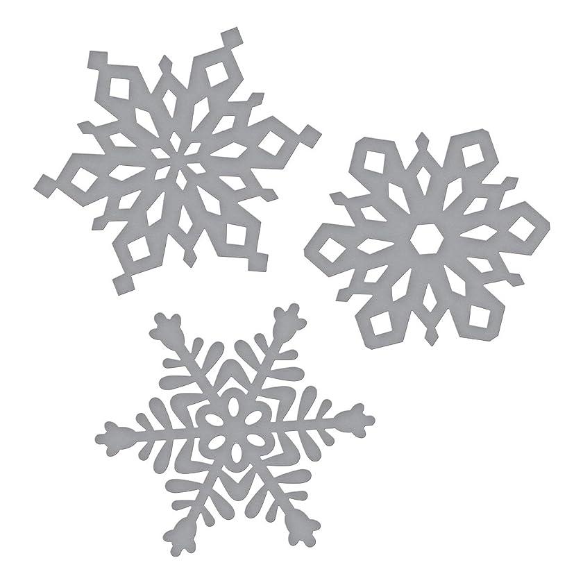 Spellbinders S3-362 Die D-Lites Snowflakes Etched/Wafer Thin Dies, Metal