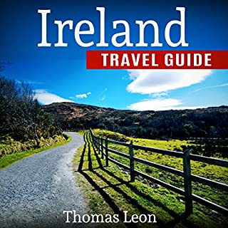 Ireland Travel Guide: The Real Travel Guide from a Traveler audiobook cover art