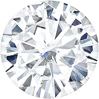 Charles & Colvard Forever One Colorless Round Brilliant Cut Moissanite Gemstone (D-E-F) by Charles & Colvard