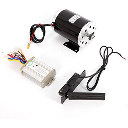 Bürstenmotor Gleichstrommotor elektrischer Motor 1000W 48V DC Motor für Go-Kart