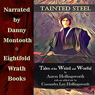 Tainted Steel audiobook cover art