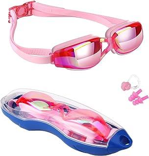Hurdilen Kids Swim Goggles, Swim Goggles for Kids...