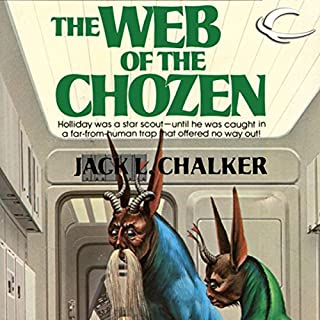 The Web of the Chozen audiobook cover art