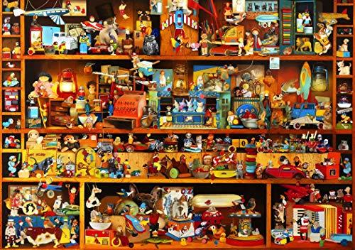1000 Juguetes - Bluebird - Puzzles 1000 Piezas