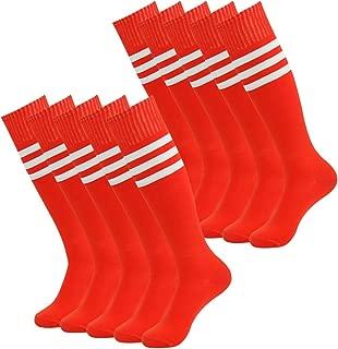 Best red football socks in bulk Reviews