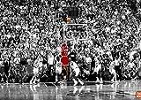 My Little Poster Plakat Michael JORDANISCHES SCHIESSEN NBA