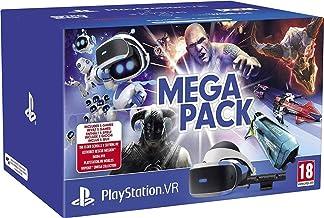 PlayStation VR Méga Pack : Caméra + VR Worlds (Digital) + Skyrim + Doom + WipEout + Astro Bot (Digital) [Importación francesa]