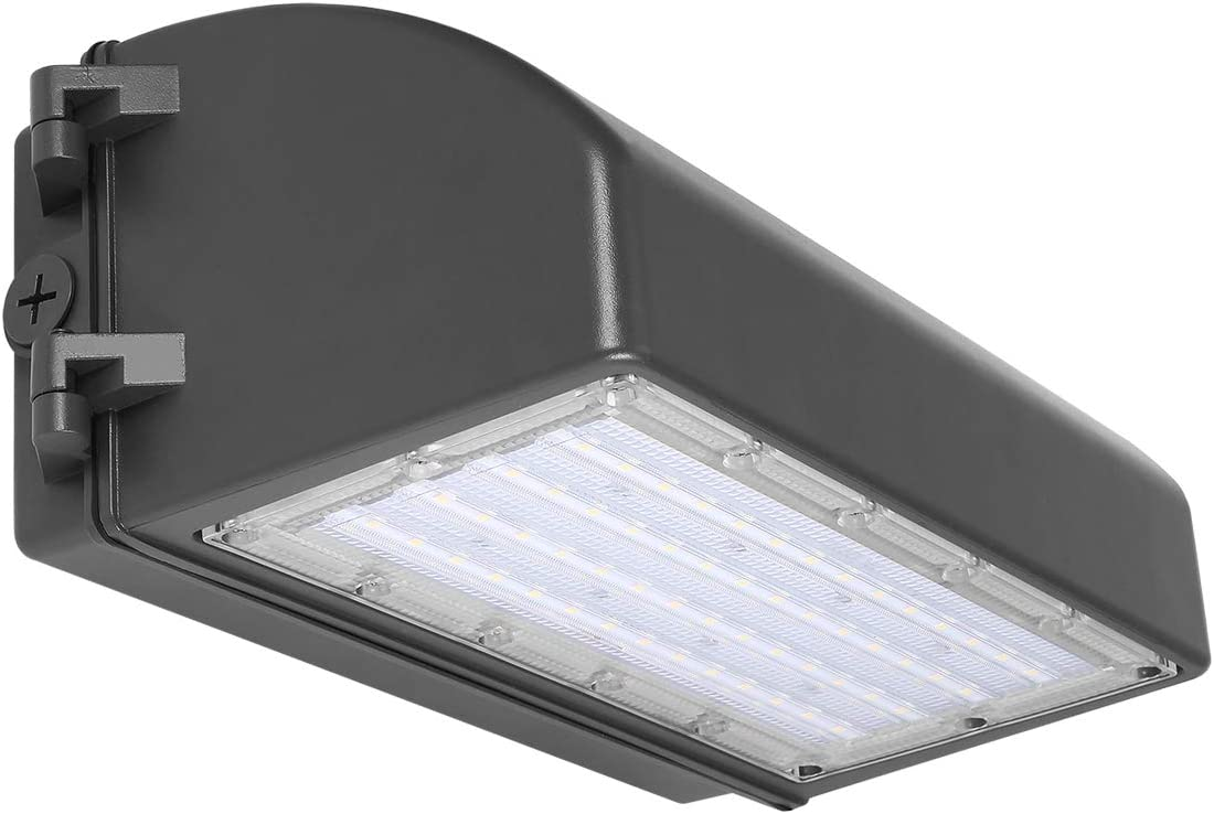 LED Wall Pack Quantity limited Light 35W 4 Outdoor Area half Lig 200lm Daylight 5000K