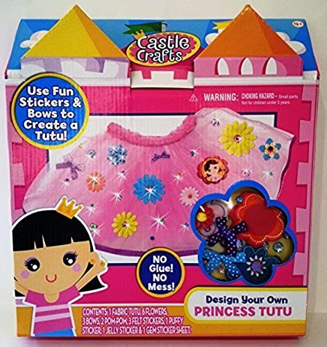 Design Your Own Princess Tutu By Castle Crafts by Tara Toy Corp.