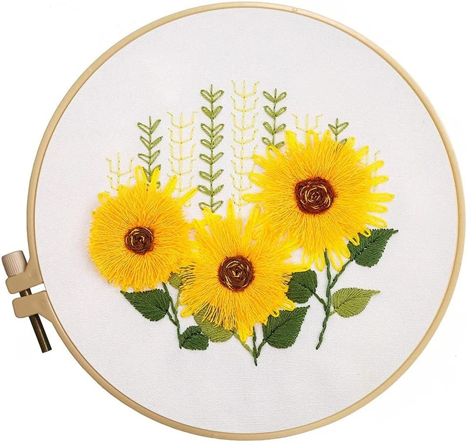 Embroidery Kit for Surprise price Adults Beginners Stich Starter Cross with High material