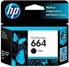 Cartucho de tinta HP 664 combinado (negro TRI-COLOR)
