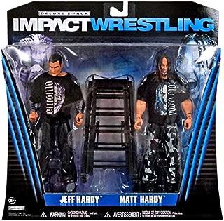 Jeff & Matt Hardy Jakks TNA Impact 2 Pack
