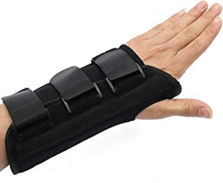 Honmofun Carpal Tunnel Wrist Support Medical Wrist Brace Carpal Tunnel Wrist Brace Wrist Brace Weight Lifting Tendonitis Brace Wrist Brace for Women Wrist Brace Support for Men Tendon Support Left