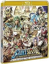 Saint Seiya. Los Caballeros Del Zodiaco. La Leyenda Del Santuario Blu-Ray [Blu-ray]
