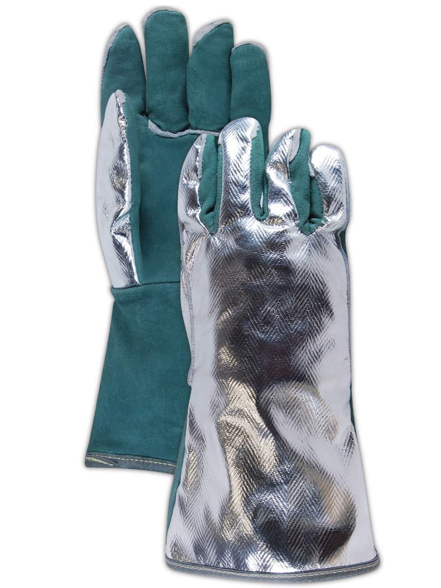 Magid Glove Safety 6700AL-XL Weld Pro Overseas wholesale parallel import regular item Alumi with Welding