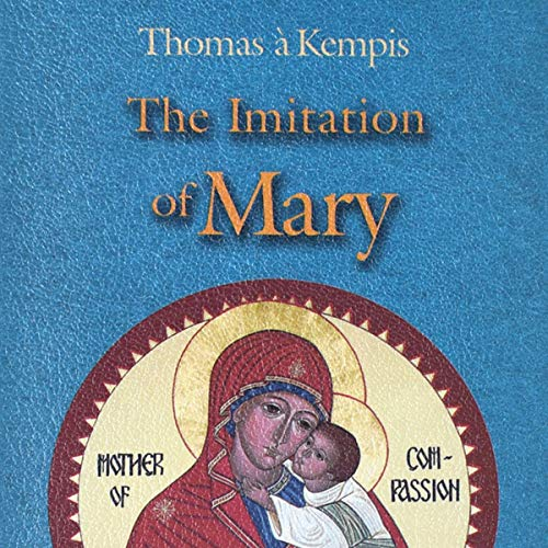 The Imitation of Mary  By  cover art