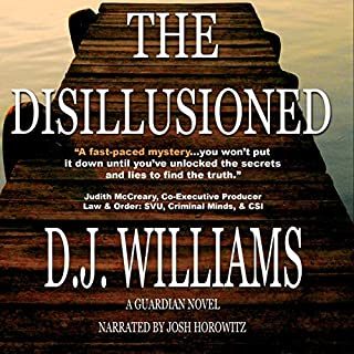 The Disillusioned  audiobook cover art