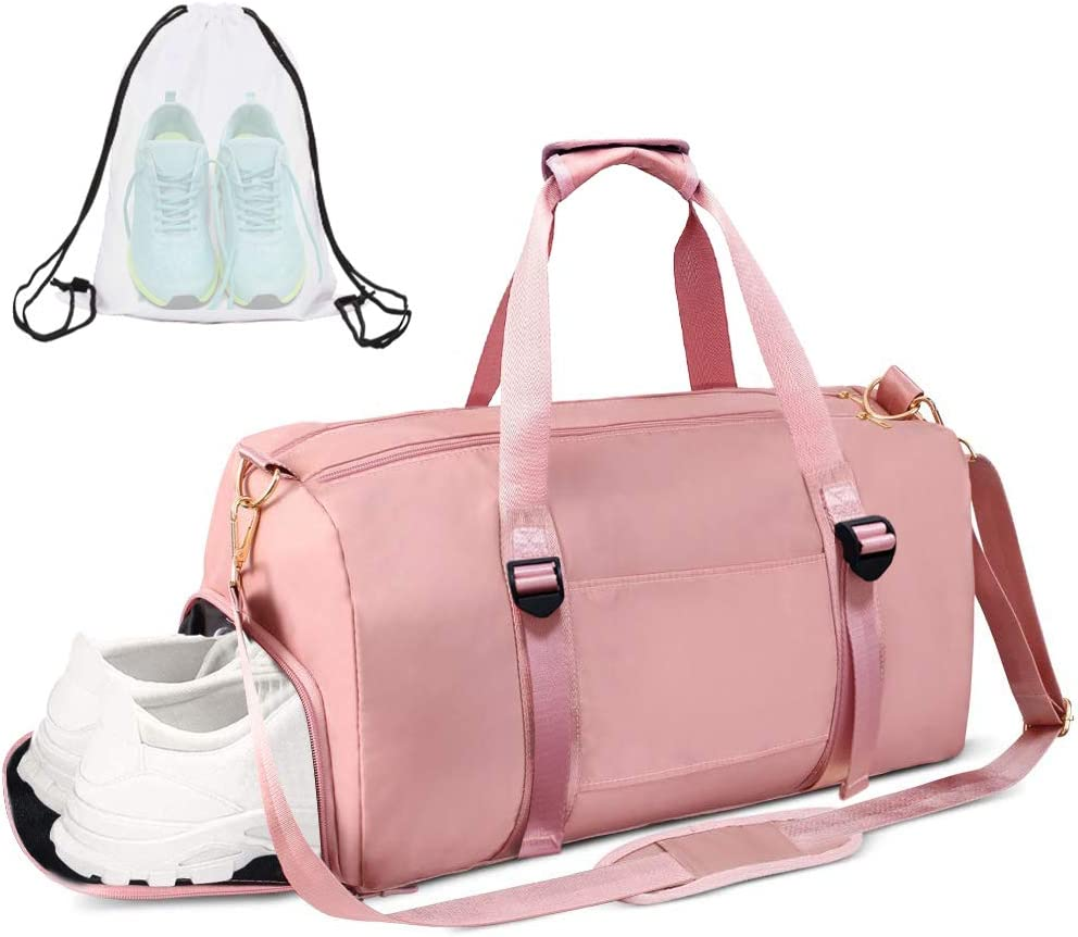 Max 71% OFF Sports Gym Bag with Ranking TOP18 Wet Travel Compartment Pocket Duffe Shoes