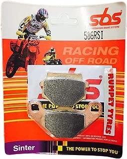 Trumpet Tyres : Race & Motorcycle Parts Derbi Dxr 250 Quad (Delantera Tambor) 04-05 2004-2005 SBS Rendimiento Trasero Off Road Racing Sinterizados Pastillas de Freno Set Original OE Calidad 586RSI