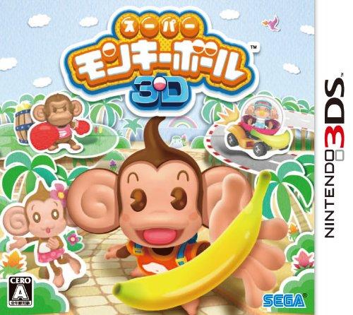 Super Monkey Ball Ranking TOP4 Japan 3D New item Import