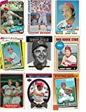 Johnny Bench/40 Different Baseball Cards Featuring Johnny Bench