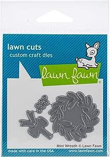 lawn fawn mini wreath