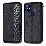 Trugox Coque Portefeuille pour Oneplus Nord N10 5G Housse Protection en Cuir avec Support Porte...