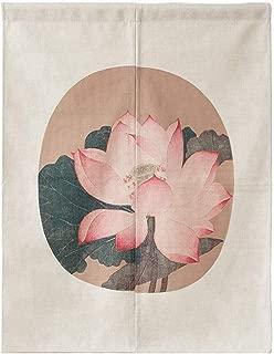 vintage lotus flower