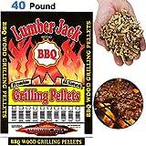 Lumber Jack LJACK40-Blend 5086 40-Pound BBQ Grilling Wood Pellets, Competition Blend