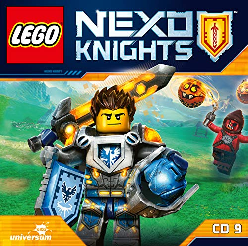 Lego Nexo Knights Hrspiel Folge 9