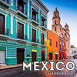 Mexico Calendar 2021: 16-Month Calendar, Cute Gift Idea For Mexico Lovers Men & Women