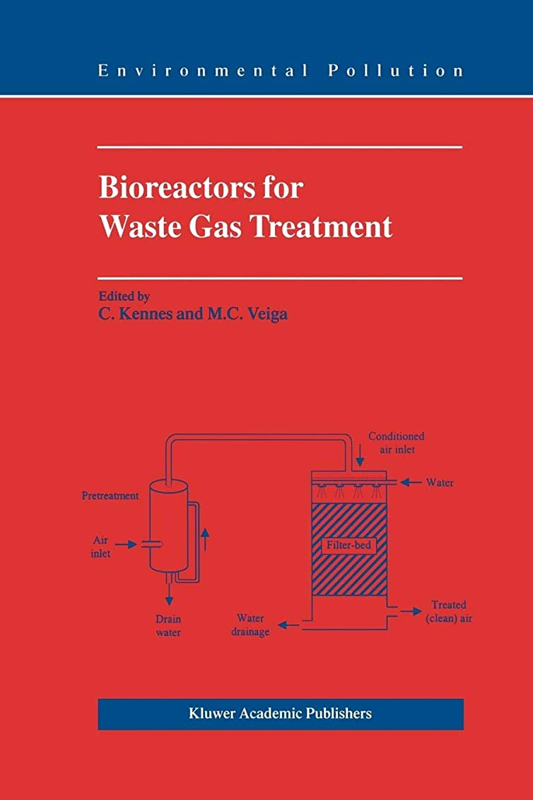 申込みサイトはっきりしないBioreactors for Waste Gas Treatment (Environmental Pollution)