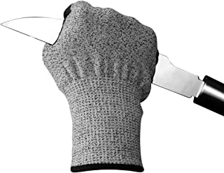 slashome Garden Gloves for Women and Men Super Grippy with Special Protective Coating Against Cuts and Dirt Premium Breathable Waterproof Work Glove for Gardening, Fishing, Clamming, 1Pair(Medium)