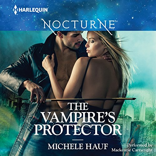The Vampire's Protector audiobook cover art