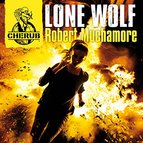 Cherub: Lone Wolf audiobook cover art