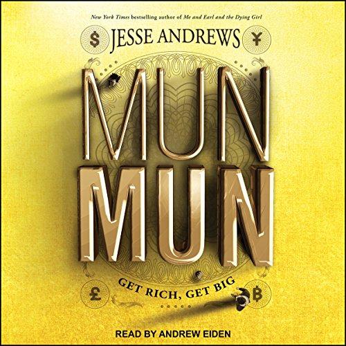 Munmun audiobook cover art
