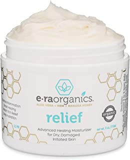 Sponsored Ad - Era Organics Eczema, Psoriasis & Dermatitis Cream - Advanced 15-in-1 Non-Greasy Soothing Moisturizer with A...