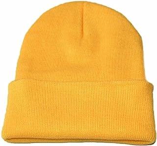 c9e9316121d6 Amazon.es: gorro lana amarillo - Gorros de punto / Sombreros y ...