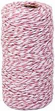 NYKKOLA 100M katoenen touw touwtje, keuken koken touw, bakkers twines voor kunst ambachten Gift Wrapping en tuinieren