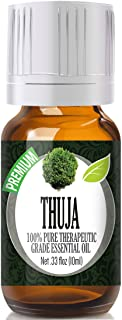 Thuja Essential Oil - 100% Pure Therapeutic Grade Thuja Oil - 10ml